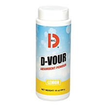 Big D Industries D-Vour Absorbent Powder Deodorant