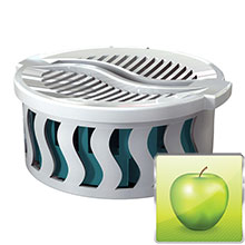 Green Apple Signature Fragrance Air Freshener - White - 6 Refills HY-HA20121
