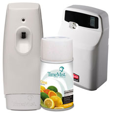 Metered Odor Control Dispensers & Kits