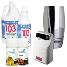 Odor Control & Air Sanitizers
