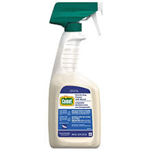 DISINFECTING CLEANER W/BLEACH, 32 OZ, PLASTIC SPRAY BOTTLE, FRESH SCENT, 6/CARTON PGC75350