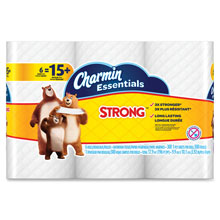Charmin Essentials Strong Toilet Tissue Roll