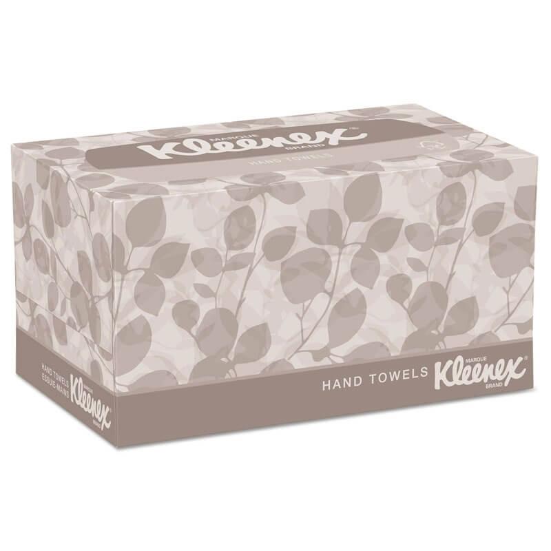 Kleenex Hand Towels Pop Up Box Cloth 9 X 10 1 2 Unoclean
