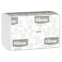 Kleenex Multifold Hand Towels