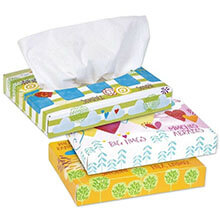 Kleenex Junior Facial Tissue