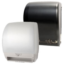 Touchless Roll Towel Dispensers