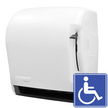 Palmer Fixture Impress Level Roll Towel Dispenser