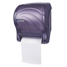 Tear-N-Dry Touchless Towel Dispenser - Black Pearl