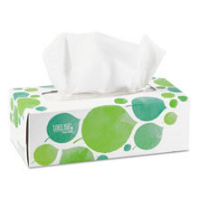 100% Recycled Facial Tissue, 2-Ply - (36) 175 Tissues
