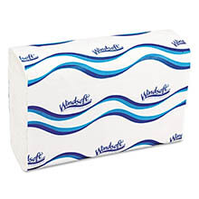 Windsoft 1-Ply C-Fold Paper Towel
