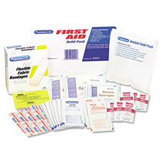 First Aid Kits/Stations & Refills