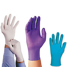 Gloves -  Disposable & Dispensers
