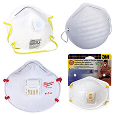 Respirators & Dust Masks N95