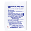 Stearns Bar Master High Suds Glass Cleaner - (100) .5 wt. oz. Packets