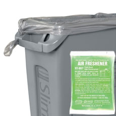 Premeasured Pre Packaged Dispenser Free Cleaning