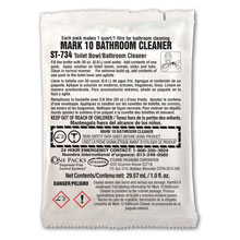 Stearns One Packs Mark 10 Bathroom Cleaner - (72) 1 fl. oz. Packets