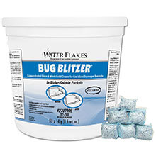 Stearns Bug Blitzer Windshield Cleaner - (2) 90 x 0.5 wt. oz. Tubs