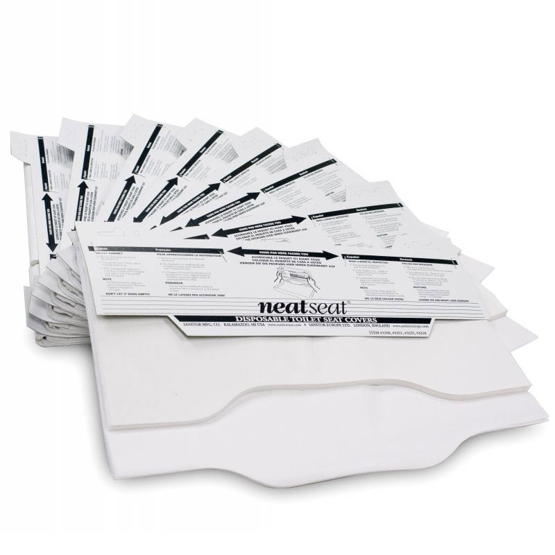 Sanitor Neatseat Disposable Toilet Seat Cover Refills