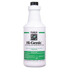 Franklin Hi-Genic Non-Acid Bowl & Bathroom Cleaner