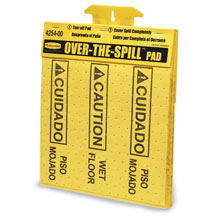 Commercial Over-the-Spill Pad