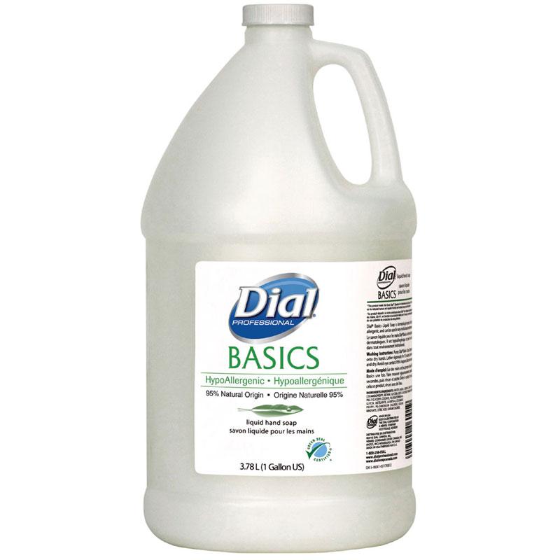 Dial 174 06047 Basics Hypoallergenic Liquid Hand Soap 4