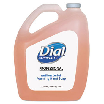 Antimicrobial Foaming Hand Soap Refill 1 Gallon Unoclean