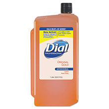 Dial Gold Antimicrobial Liquid Soap