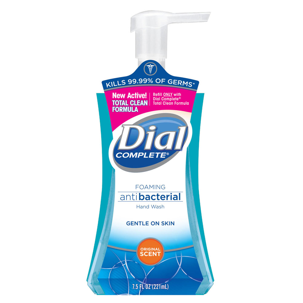 Dial 174 02936 Complete 174 Antibacterial Foaming Hand Wash
