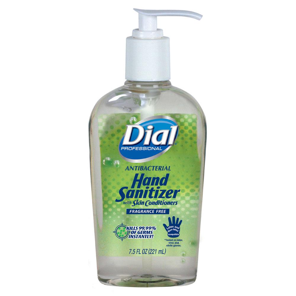 Dial 174 01585 Antibacterial Instant Hand Sanitizer W