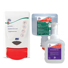 Hand Sanitizers & Dispensers