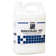 Interstate 50 Conventional Maintenance Floor Finish - 1 Gallon Bottle