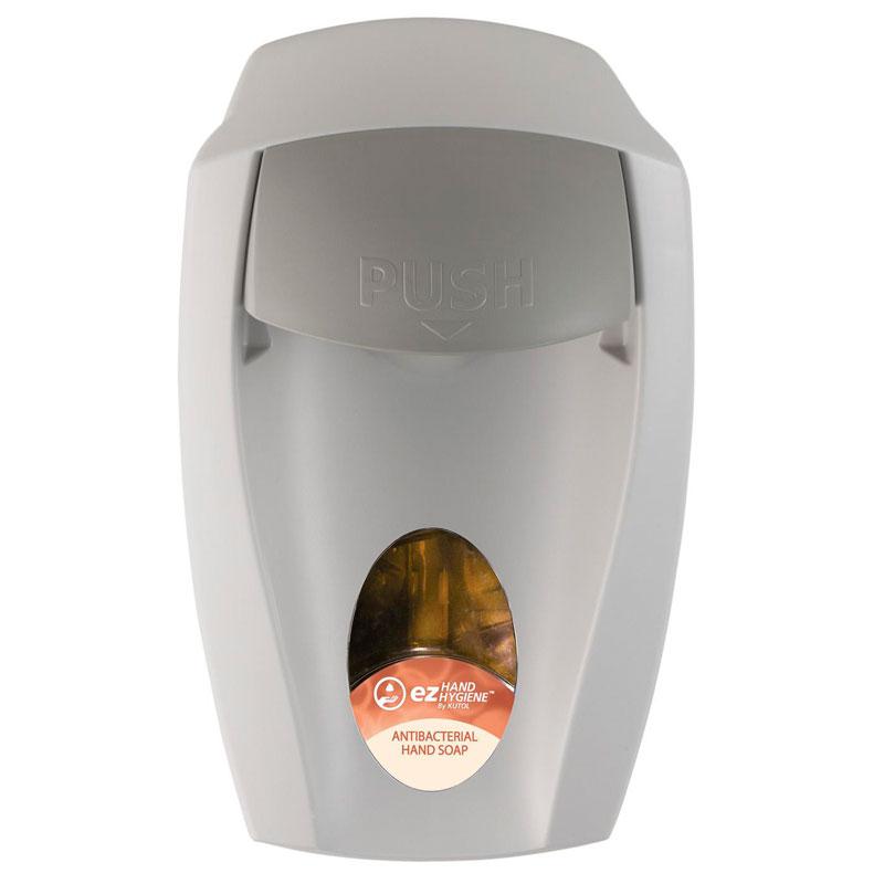 Ez Hand Hygiene Soap Dispenser Dove Gray Unoclean