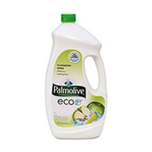 eco+ Dishwashing Liquid, Citrus Apple Scent, 2.3 qt. Bottle