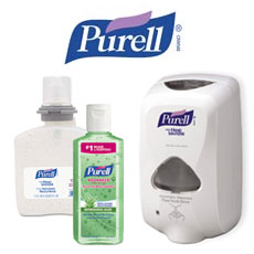 PURELL® Sanitizers & Dispensers