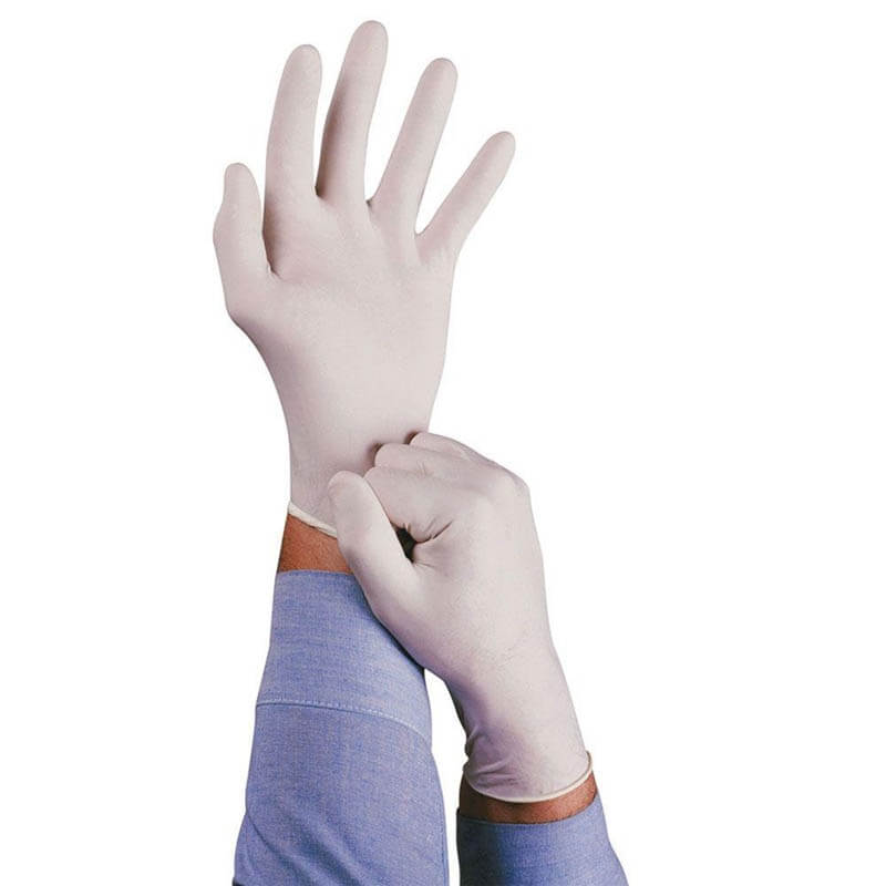 Conform Natural Rubber Latex Gloves 5 Mil Large 100