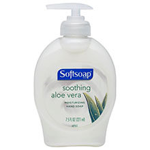 Softsoap Aloe Vera Soothing Liquid Hand Soap - 7.5 oz. Pump Bottle