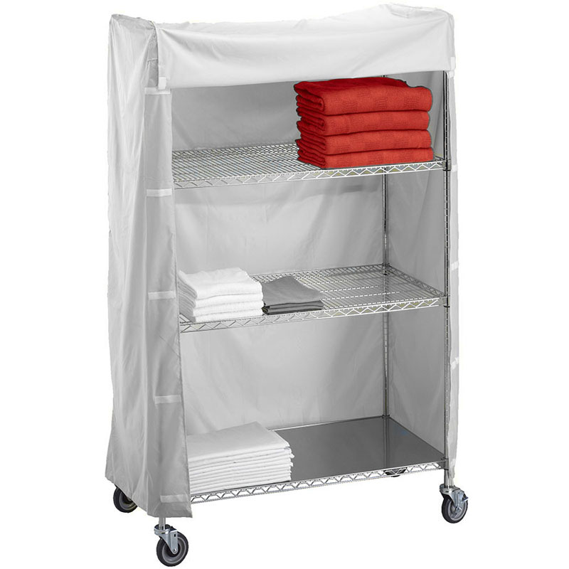 R&B Wire [183672C] Metal Frame Linen Cart Nylon Cover - 18\