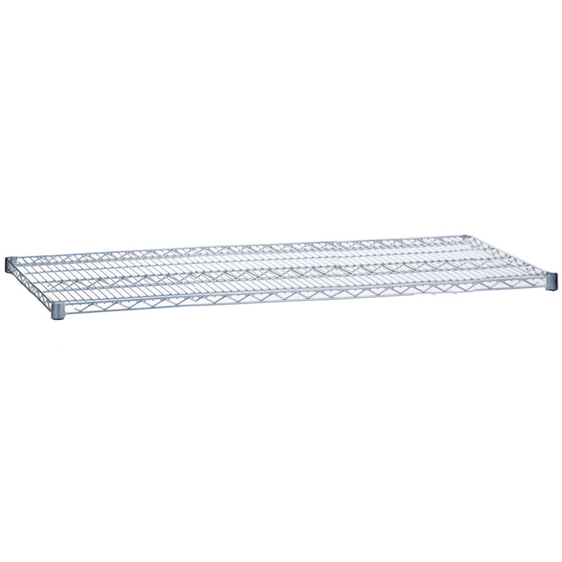 R&B Wire [SH2436] Replacement Linen Rack Wire Frame Shelf - Chrome - 24