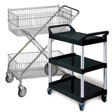 Utility Service Carts