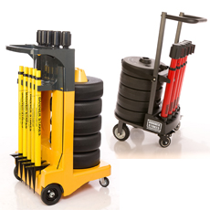 Barrier System Cart Packages