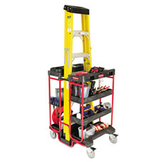 Workcenter & Trades Carts by Rubbermaid