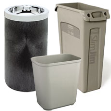 Waste Management by Rubbermaid