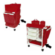 MJM International [1015] 1000 Series Emergency Crash Cart Panel Covers