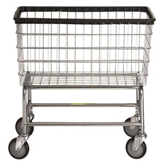 Large Capacity Laundry Carts