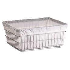 Antimicrobial Basket Liners & Covers