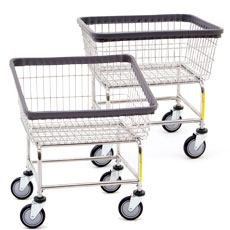 Laundry Carts/Trucks by R&B Wire