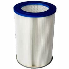 Antimicrobial Vacuum Primary HEPA Filter ATIBCVH1