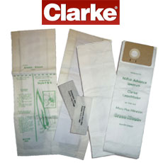 Clarke-Alto Filters & Bags by Green Klean