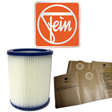 Fein Power Filters & Bags by Green Klean