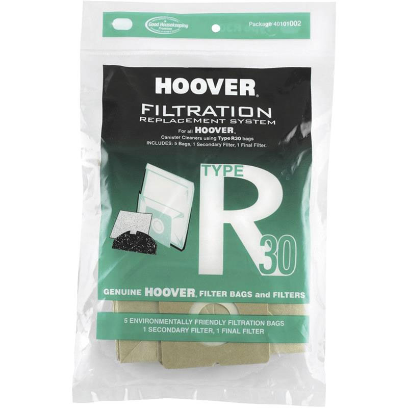how to clean hoover central vacuum filter